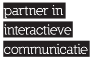 Partner in interactieve communicatie!